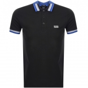 BOSS Athleisure Paddy 1 Polo T Shirt Black
