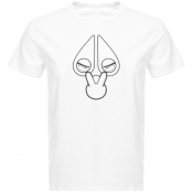 Moose Knuckles Regare Moi T Shirt White