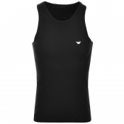 Product Image for Emporio Armani Vest T Shirt Black