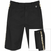 Versace Collection Logo Shorts Black