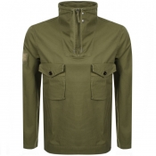 Pretty Green Overhead Jacket Olive