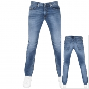 Product Image for Diesel Thommer 0853 Jeans Blue