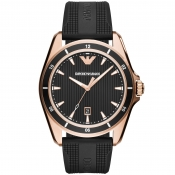 Emporio Armani AR11101 Watch Black