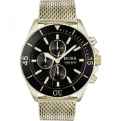 BOSS HUGO BOSS Ocean Edition Watch Gold