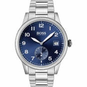 BOSS HUGO BOSS 1513707 Legacy Watch Silver