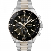 Product Image for BOSS HUGO BOSS Ocean Edition Watch Silver