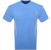 Tommy Jeans Overwashed T Shirt Blue
