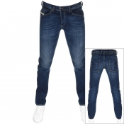 Product Image for Diesel Belther 0814W Jeans Blue
