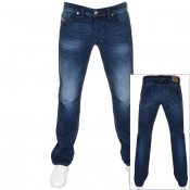 Product Image for Diesel Larkee 0853R Jeans Blue