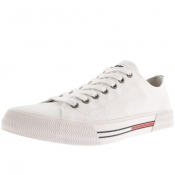 Product Image for Tommy Jeans Classic Trainers White