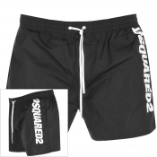 DSQUARED2 Swim Shorts Black