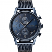 Product Image for BOSS HUGO BOSS Navigator Watch Blue
