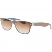 Ray Ban 2132 New Wayfarer Sunglasses Brown
