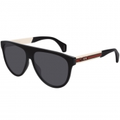 Gucci GG0462S Aviator Sunglasses Black