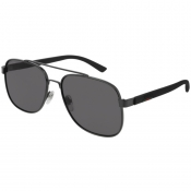 Gucci GG0422S 001 Sunglasses Black