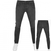 Product Image for BOSS Casual Taber Tapered Fit Jeans Black