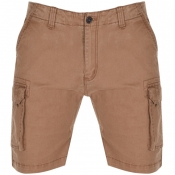 Luke 1977 Cango Cargo Shorts Brown