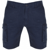 Luke 1977 Cango Cargo Shorts Navy