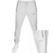 Product Image for BOSS Athleisure Hadiko Jogging Bottoms Grey