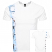 BOSS Athleisure Tee 9 T Shirt White