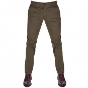 BOSS Casual Schino Slim D Chinos Brown