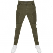 Product Image for G Star Raw Rovic Slim Trousers Green