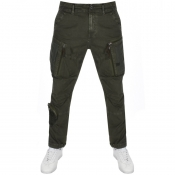 Product Image for G Star Raw Arris Tapered Trousers Green