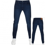 Levis 512 Slim Tapered Jeans Blue