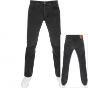Product Image for Levis 501 Original Fit Jeans Grey
