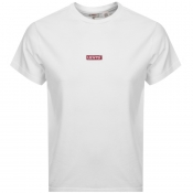 Levis Original Relaxed Logo T Shirt White