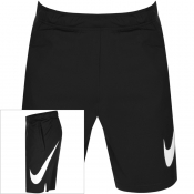 Nike Training Logo Shorts Black