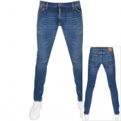 Product Image for Nudie Jeans Skinny Lin Jeans Blue