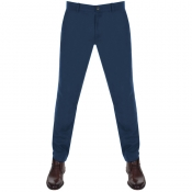 Product Image for Farah Vintage Elm Hopsack Trousers Blue