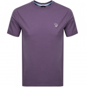 PS By Paul Smith Regular Fit T Shirt Purple