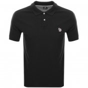 Product Image for PS By Paul Smith Regular Polo T Shirt Black