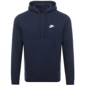 Product Image for Nike Club Hoodie Navy