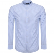 Product Image for BOSS HUGO BOSS Long Sleeve Jordi Shirt Blue