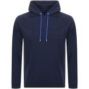 Product Image for BOSS HUGO BOSS Heritage Hoodie Navy