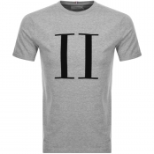 Product Image for Les Deux Crew Neck Encore T Shirt Grey