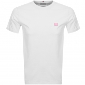 Product Image for Les Deux Crew Neck Piece T Shirt White