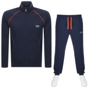 Product Image for BOSS HUGO BOSS Lounge Tracksuit Navy