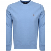 Product Image for PS By Paul Smith Crew Neck Sweatshirt Blue