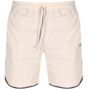 BOSS HUGO BOSS Lounge Shorts Beige Marl