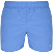 Gant Classic Fit Swim Shorts Blue