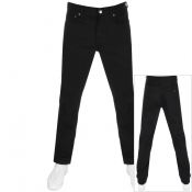 Product Image for Nudie Jeans Steady Eddie II Jeans Black