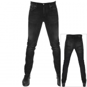 Product Image for Nudie Jeans Grim Tim Jeans Black