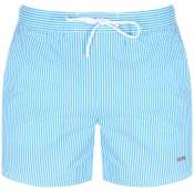 Product Image for BOSS HUGO BOSS Velvetfish Swim Shorts Blue