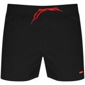 HUGO Barbados Swim Shorts Black