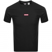 Product Image for Levis Original Relaxed Logo T Shirt Black