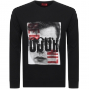 HUGO Dision Sweatshirt Black